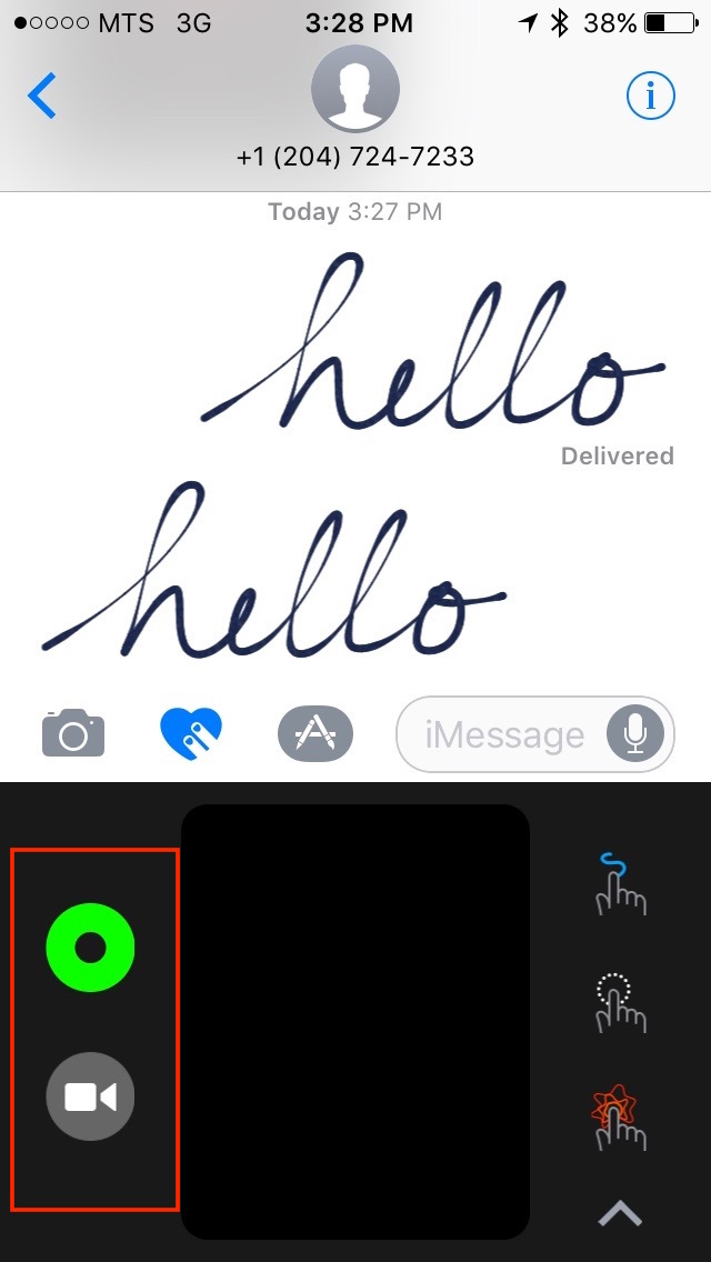 img  photo icon - Mastering The Basics Of Messages in iOS10