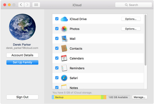 img  set up family mac - Family Sharing: A Complete Guide