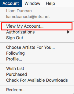 img  view my account - Family Sharing: A Complete Guide