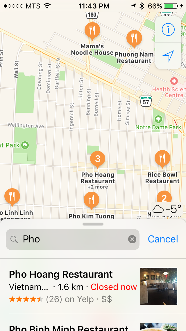 img  search for pho - Using Third Party Extensions in Maps - How and Why