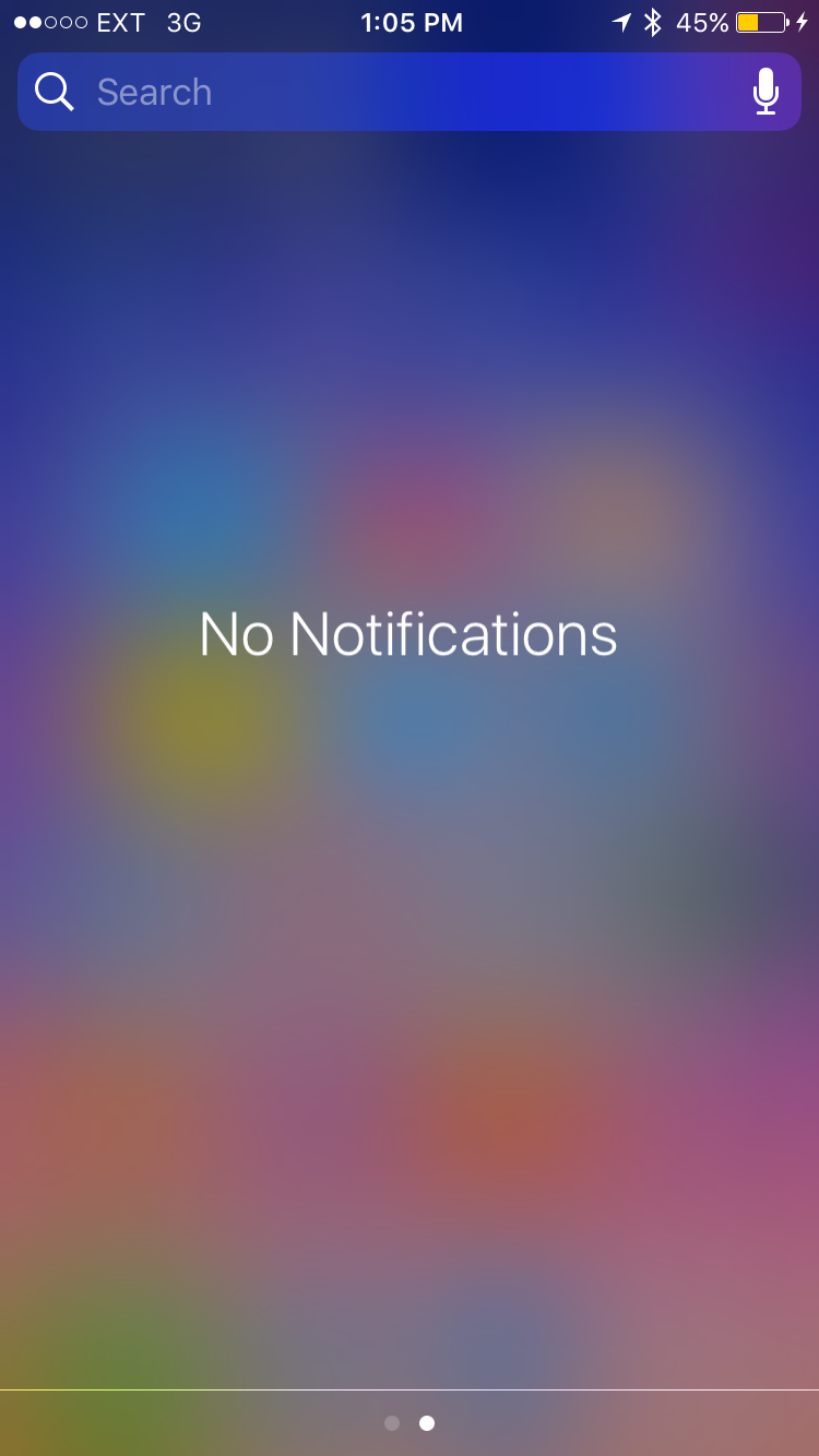 img  no notifications - How To Use 3D Touch