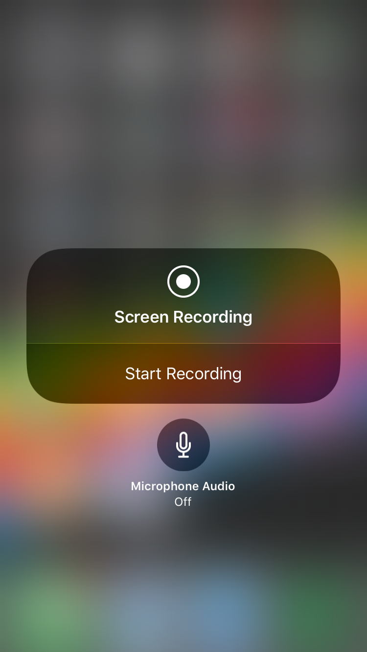 img  hard press options  - How to Use Screenshots and Screen Recording in iOS 11