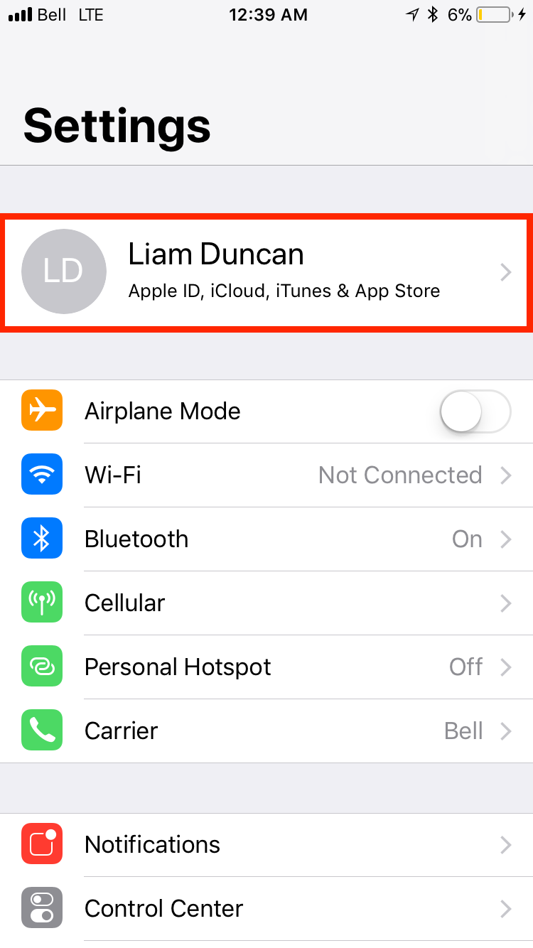 img apple id - Everything You Need to Know About iCloud