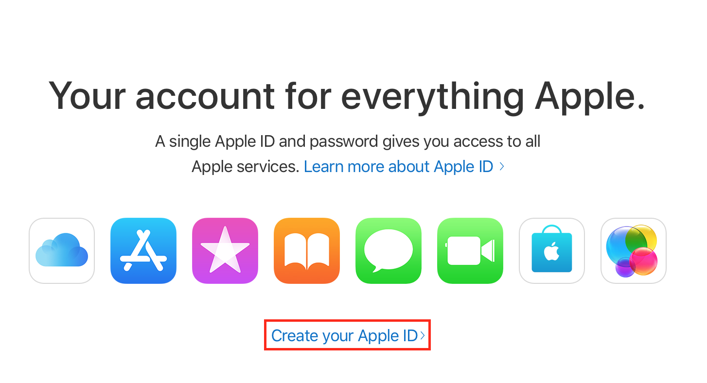 img create id - Everything You Need to Know About iCloud
