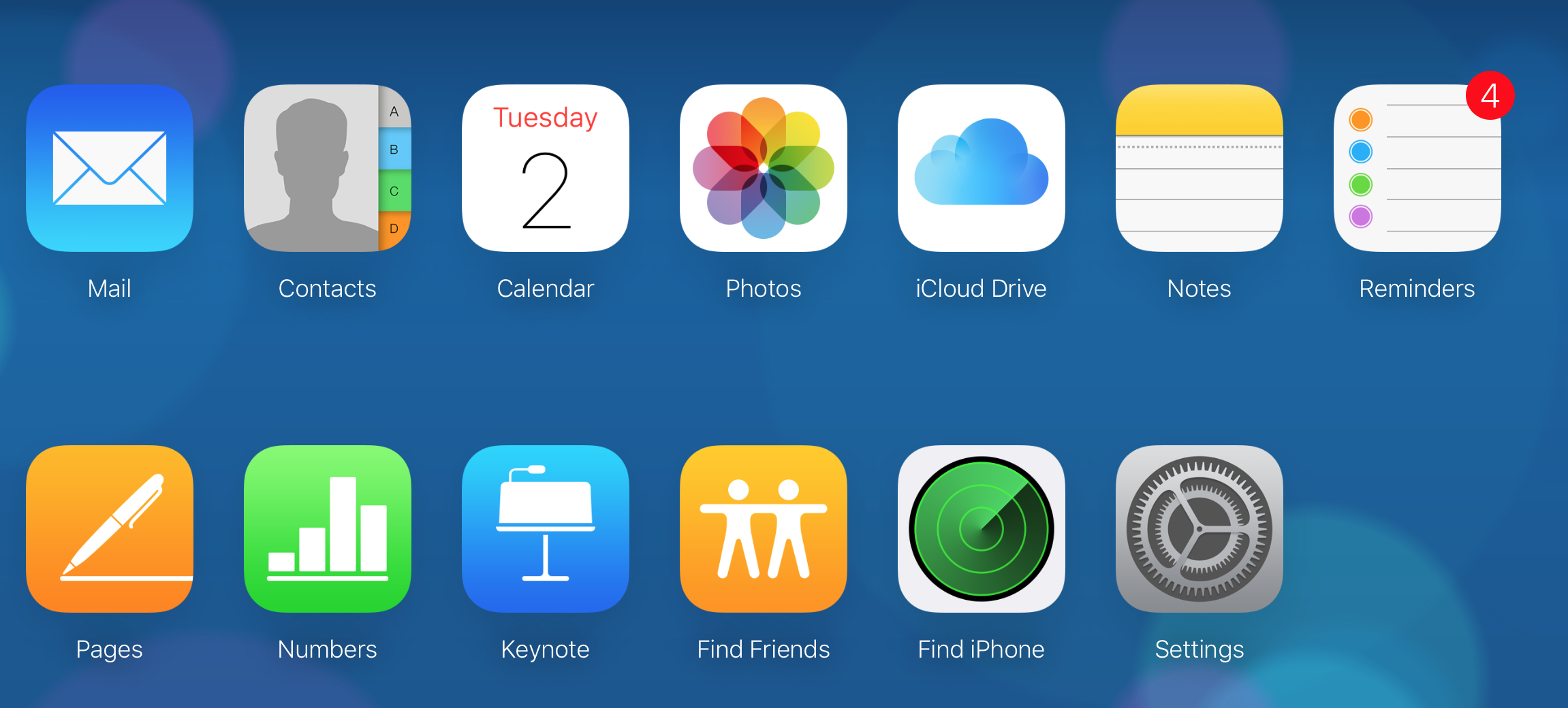 img desktop icloud - Everything You Need to Know About iCloud