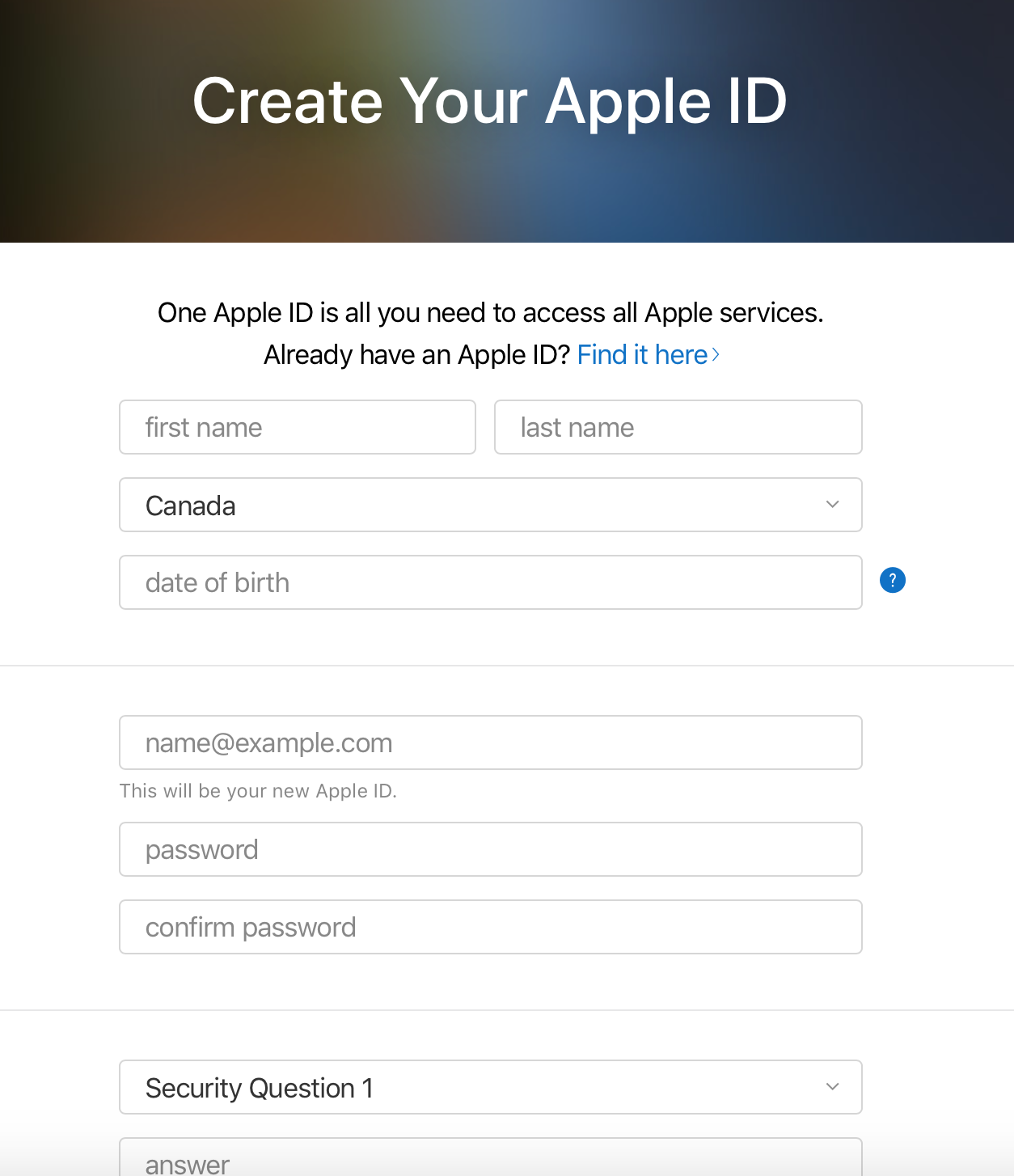 img make password - Everything You Need to Know About iCloud