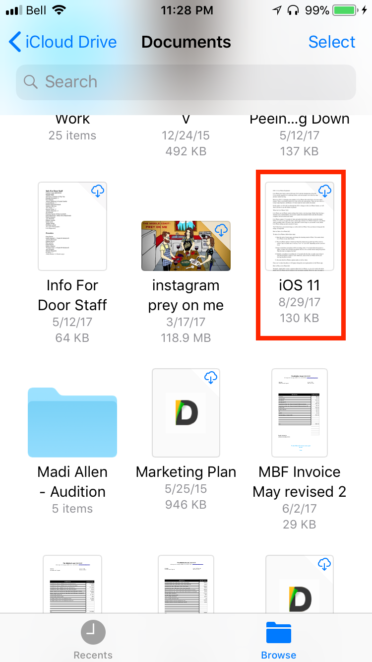 img tap to download - Everything You Need to Know About iCloud